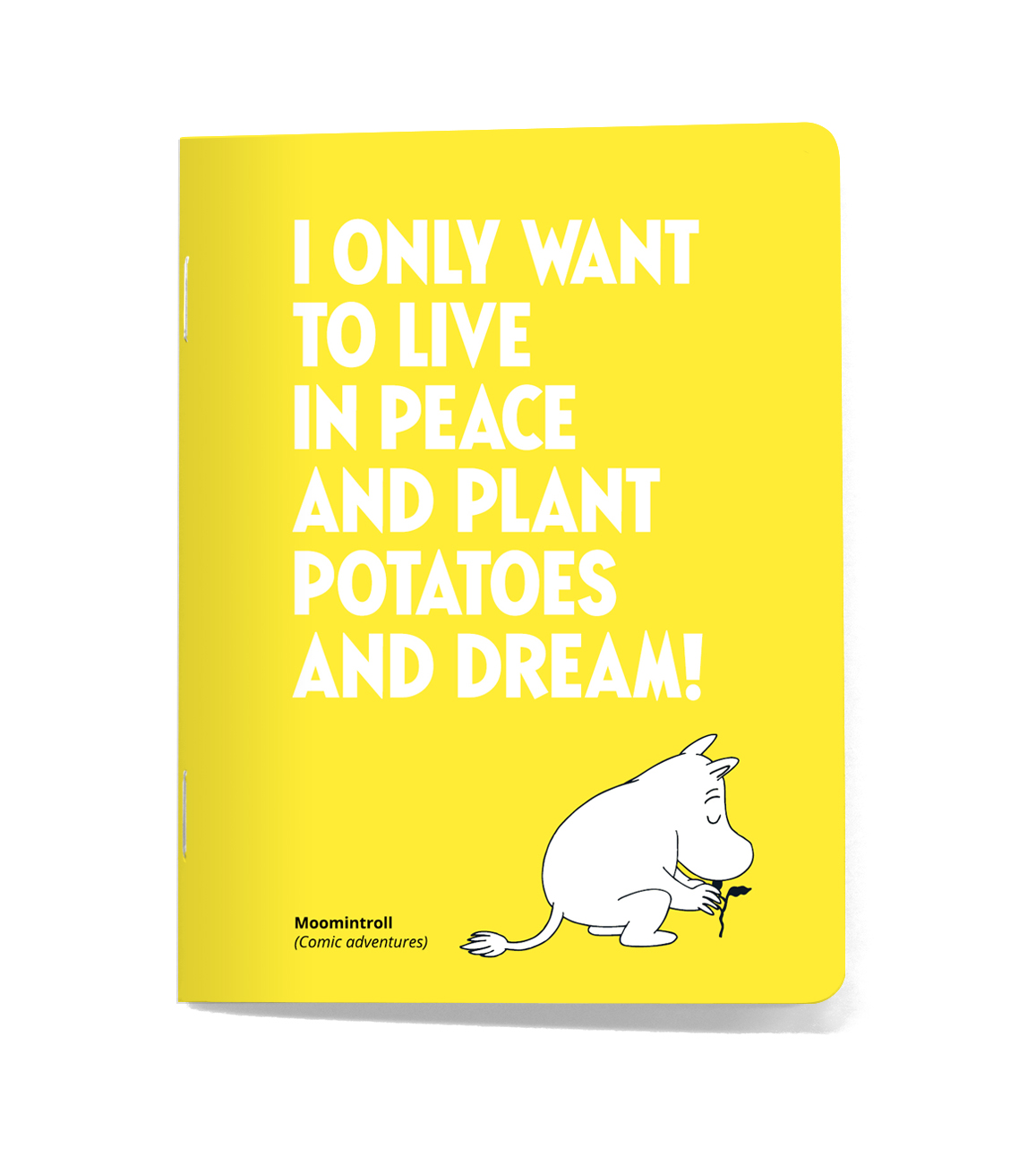 Putinki Mininote Planting Potatoes