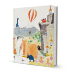 Putinki Hardcover Notebook The Exploits of Moominpappa