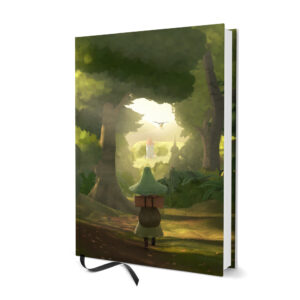Putinki Hardcover Notebook Snufkin
