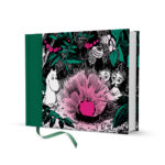 Putinki Hardcover Notebook Ruby