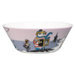 by Arabia Moomin bowl 15cm Tooticky violet