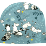 Stofflykke - Summer Bath Moomin hat