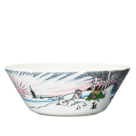 by Arabia Moomin bowl 15cm Spring winter